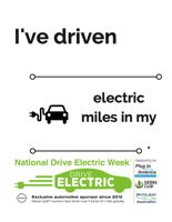 Electric Miles Sign 2