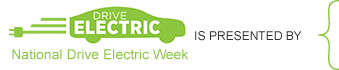 National Drive Electric Week is presented by